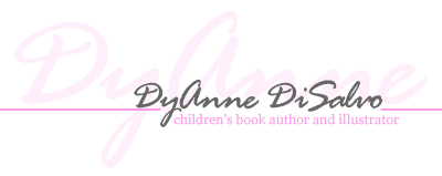 DyAnne DiSalvo children's book author and illustrator