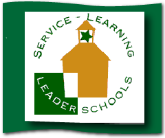 Service Learning Leader Schools